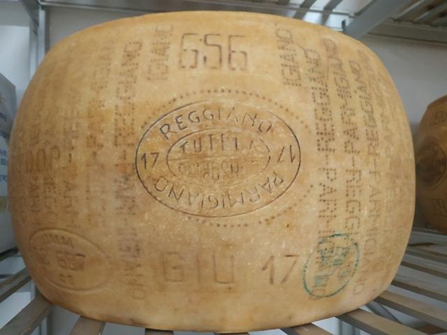 Cibaria - il Parmigiano Reggiano Dop