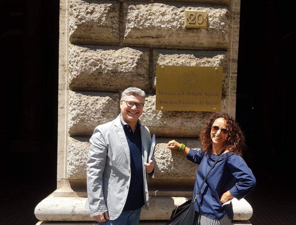 Colatura di Alici di Cetara iter per la Dop 3 Vincenzo Peretti e Lucia Di Mauro