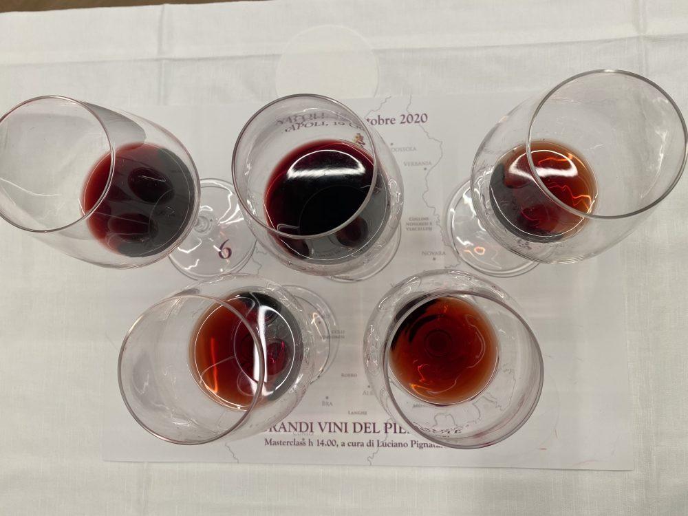 Grandi vini del Piemonte - Degustazione