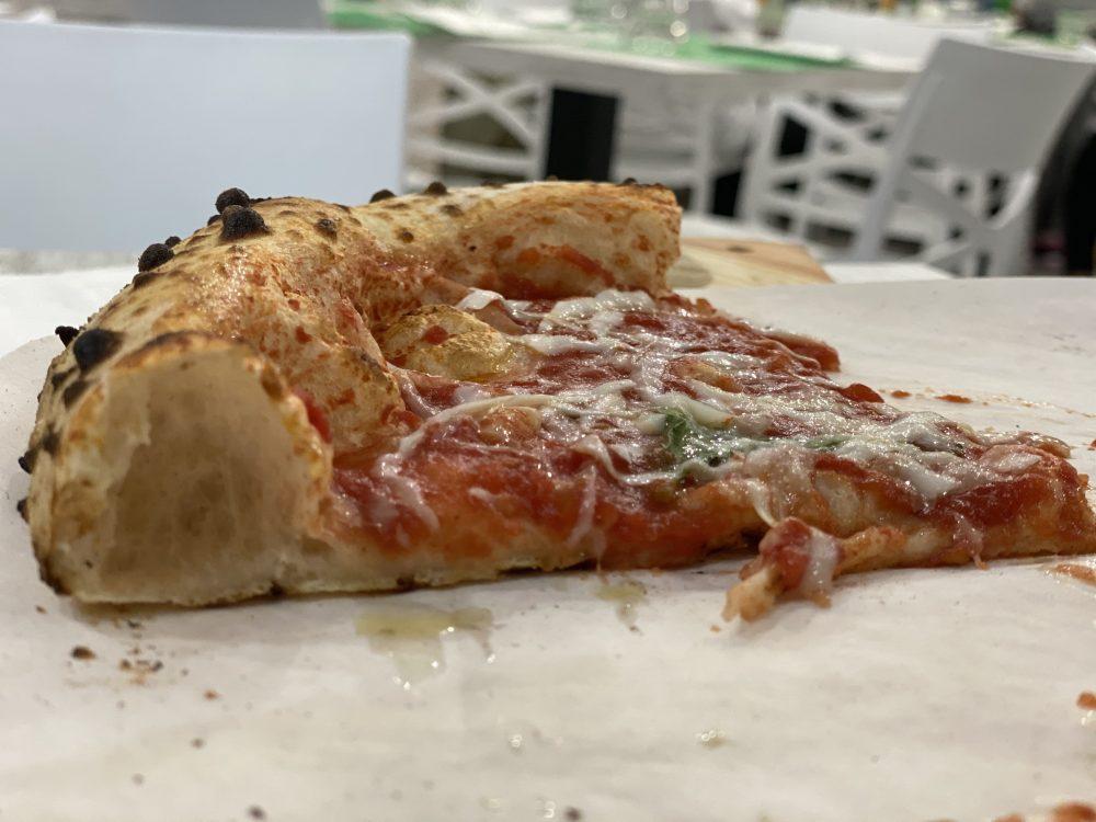 Elementi Pizzeria - sezione cornicione