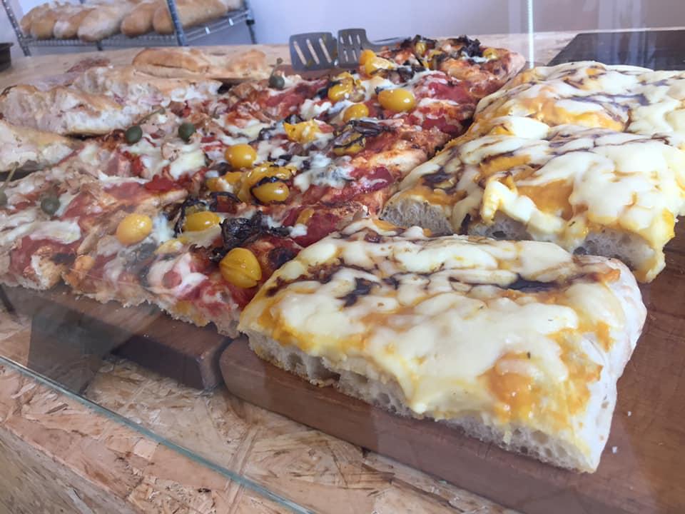Forno San Cipriano, le pizze