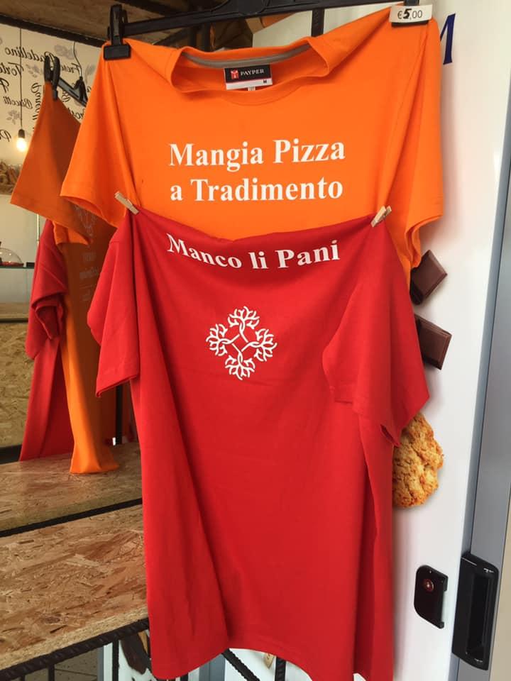 Forno San Cipriano, le tshirt