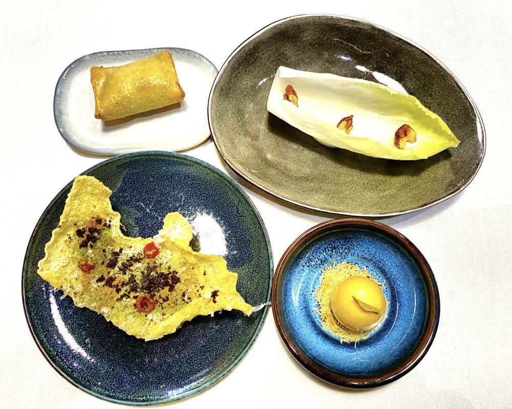 Serica, l'aperitivo dallo Chef Chang Liu