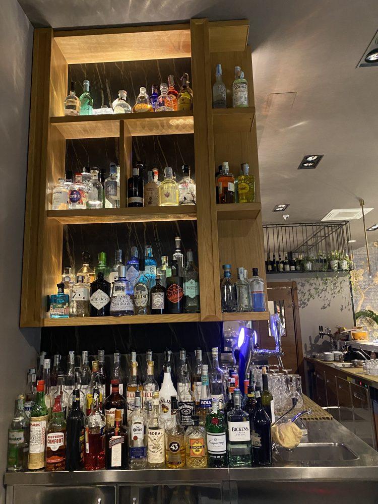 Il Wenge' - bar