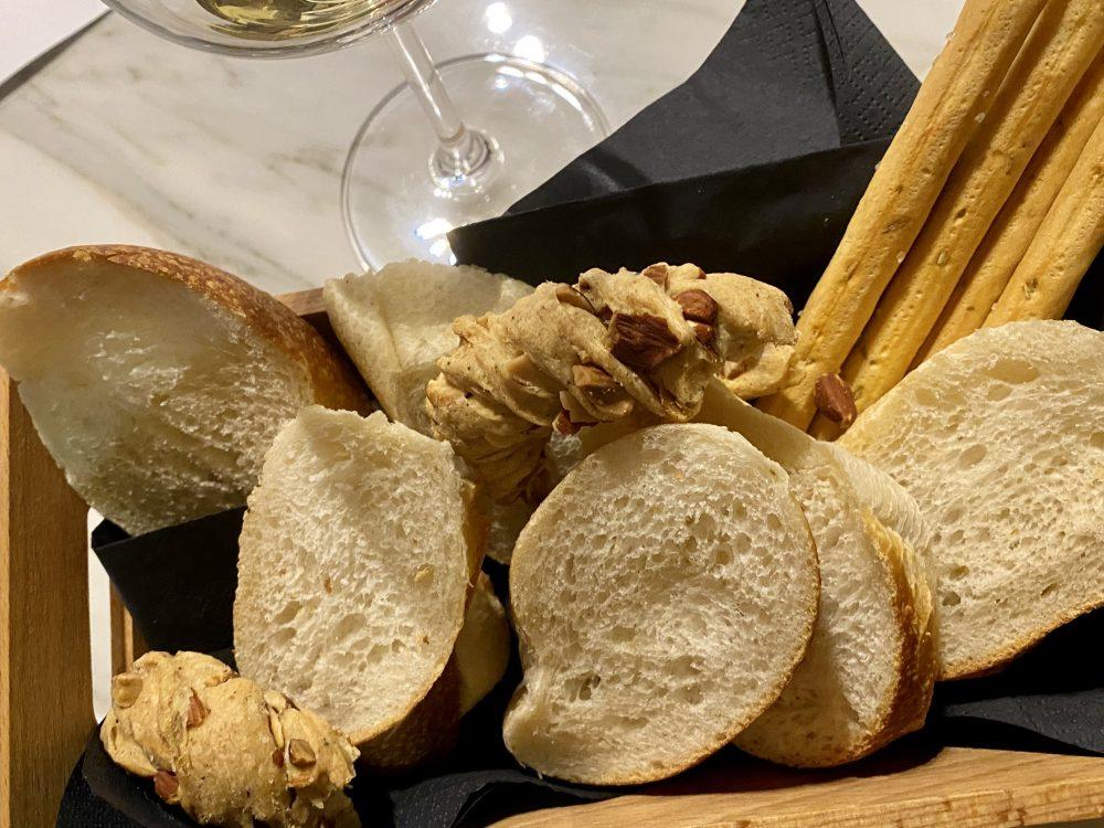 Il Wenge' - cestino del pane