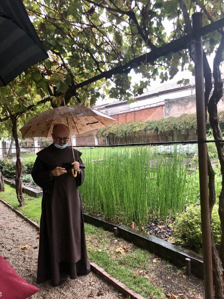 L'antico Brolo del Convento dei Carmelitani Scalzi a Venezia
