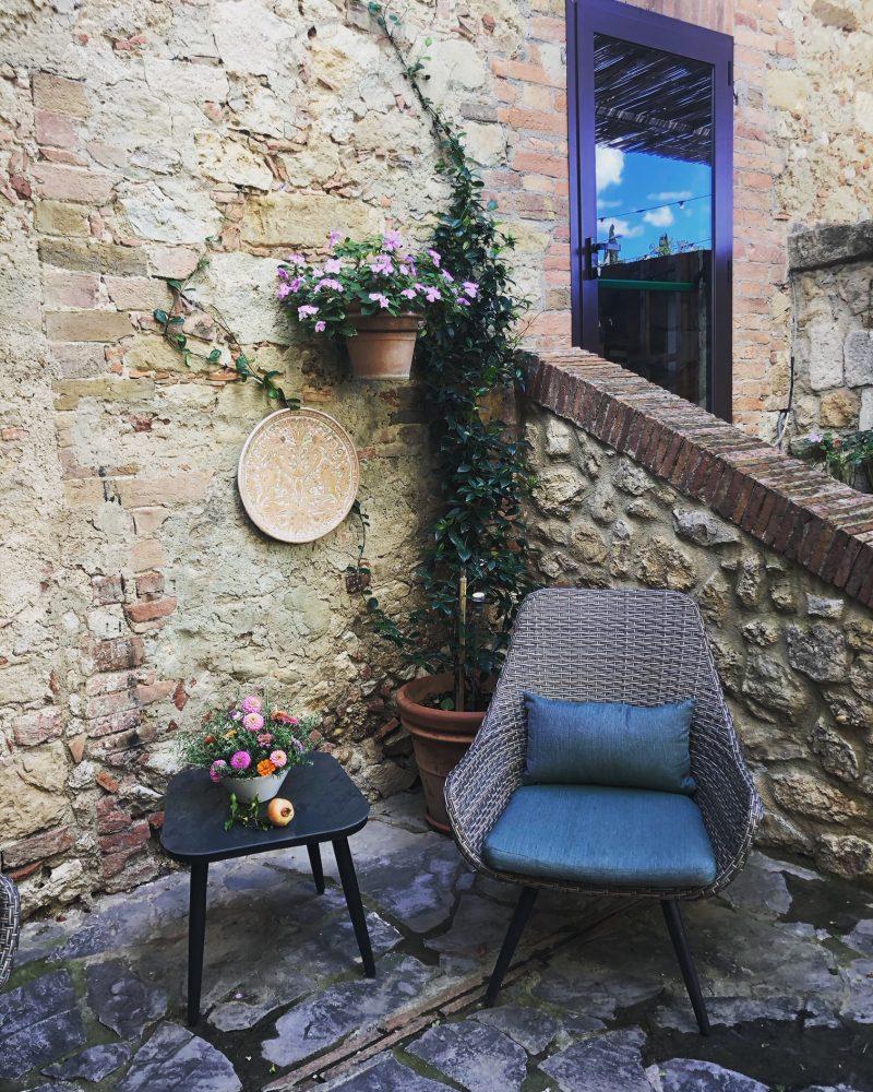 La Chiusa- Albergo e Ristorante a Montefollonico