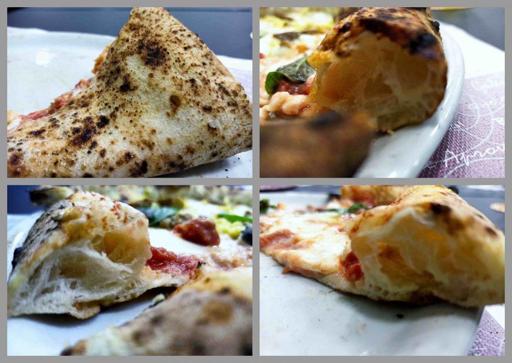 La Pizzeria di Michelangelo - lievitazione e cottura