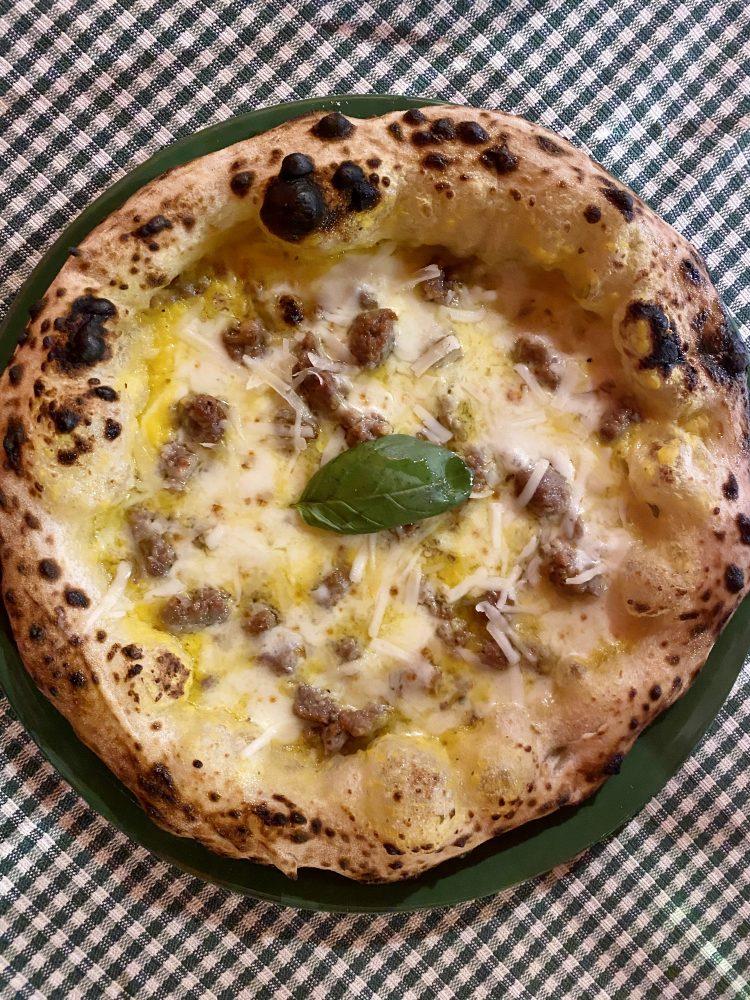Lepore & Farine - pizza Oro di Stella