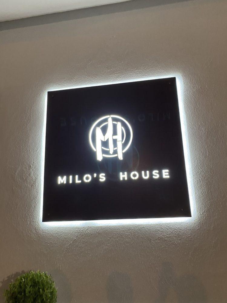 Milo's House