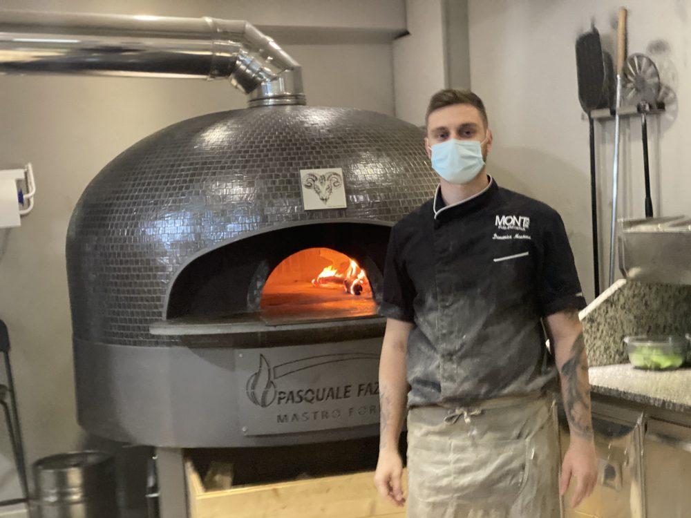 Mont -one Pizzeria - Domenico Montone