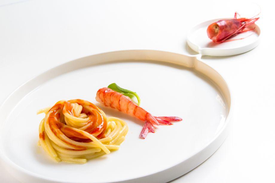 Piazzetta Milu'-Spaghettone di Gragnano