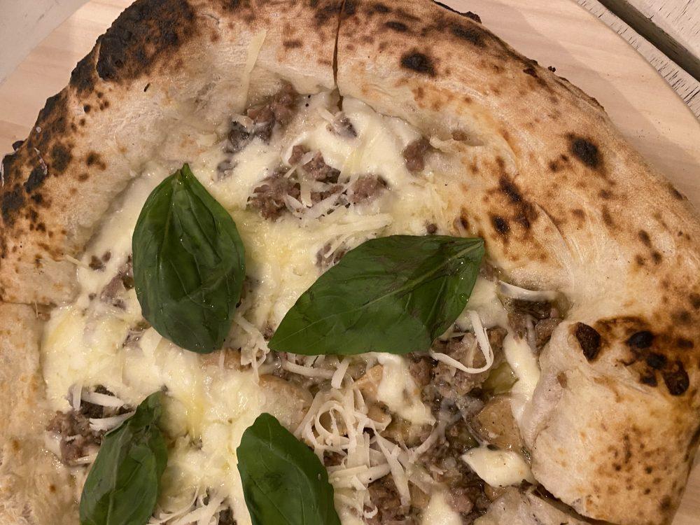 Pizza Castello del Matese