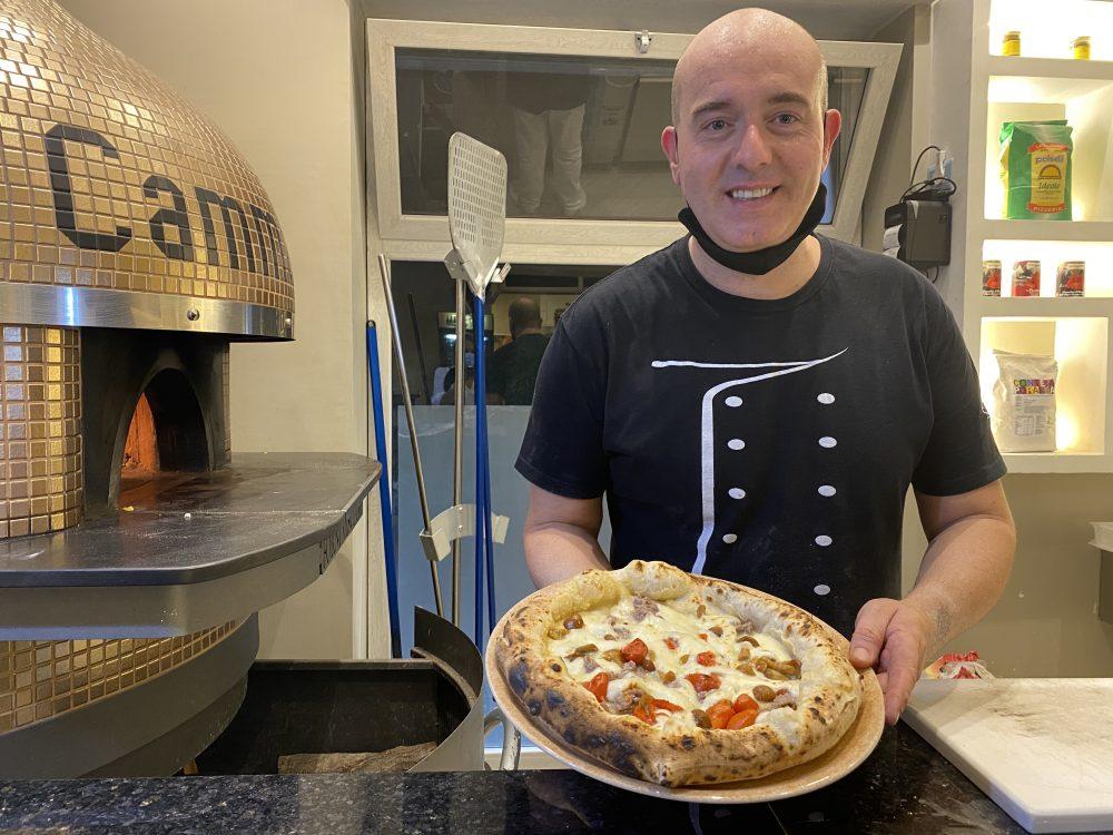 Pizzeria Cammarota - Francesco Cammarota