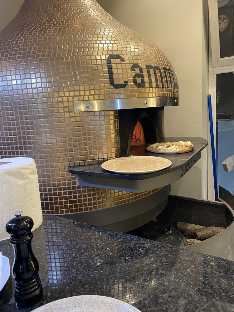 Pizzeria Cammarota - forno