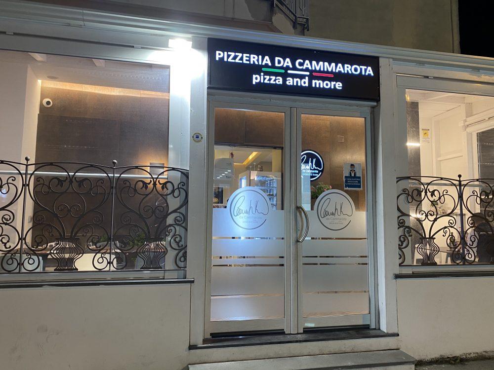 Pizzeria Cammarota - ingresso