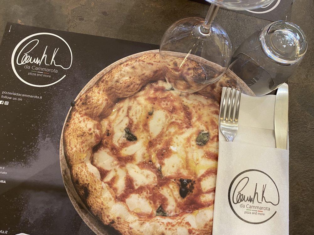 Pizzeria Cammarota - mise en place