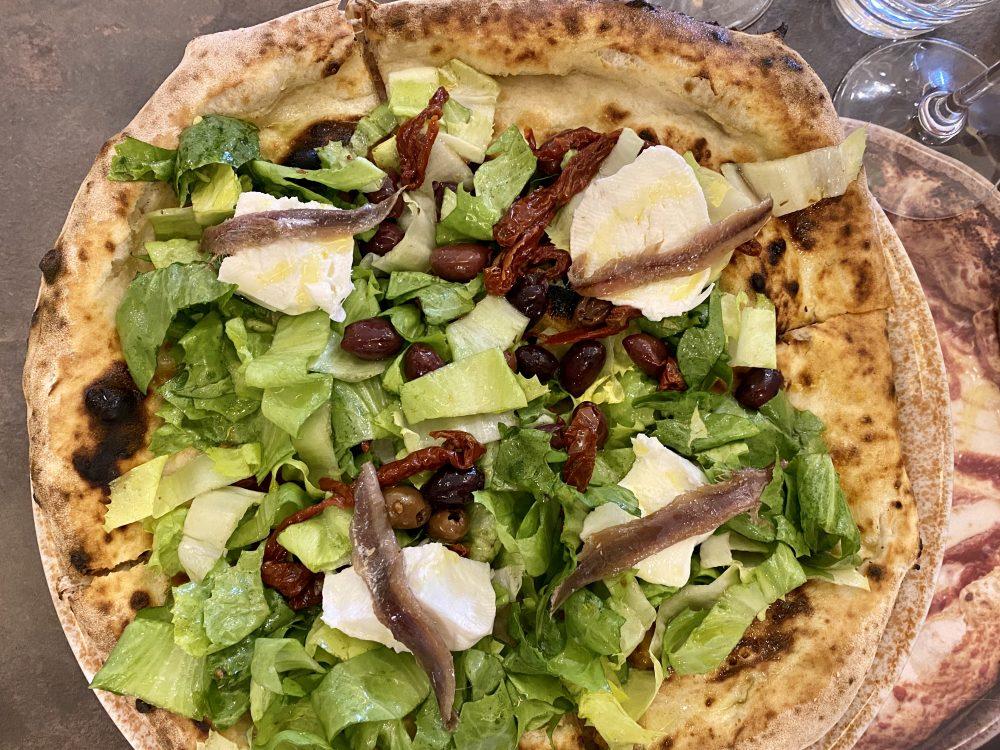 Pizzeria Cammarota - pizza Riccia