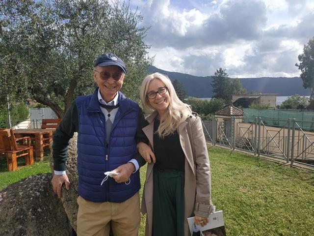 Rocco e Priscilla Lutrario