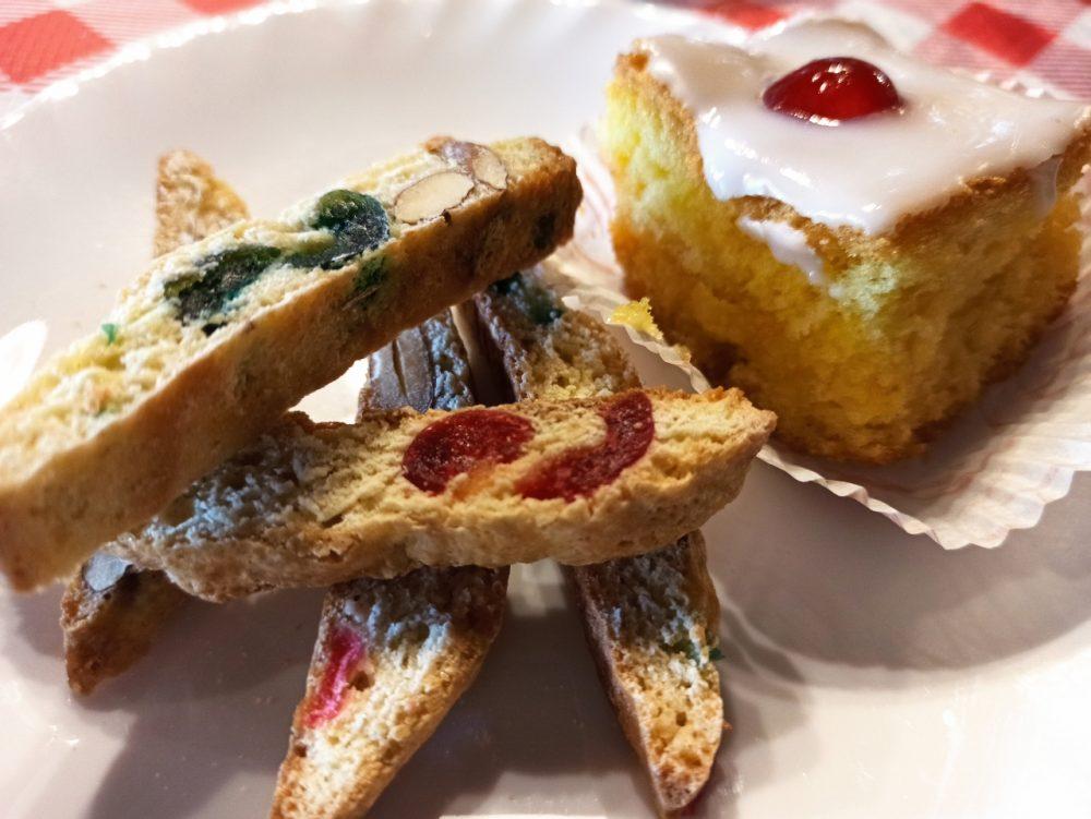 Taralluzzi e Vino - I dolcetti tipici