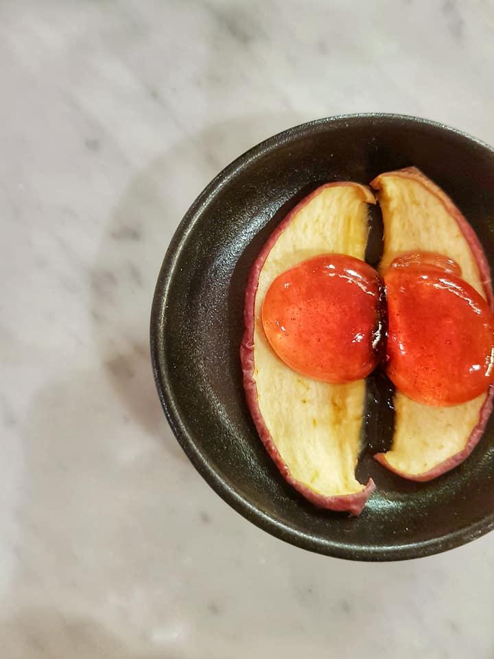 Tintore' - Campari su mela