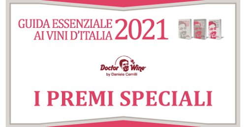 Vini D'Italia - I Premi Speciali