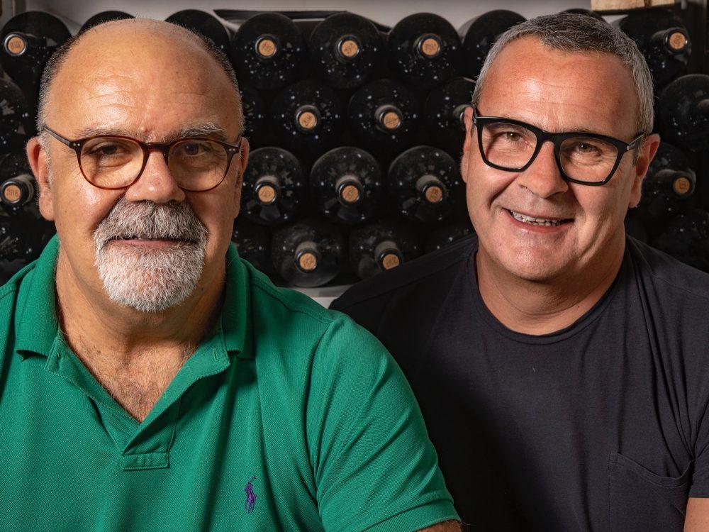 Vittorio e Michele Verzillo