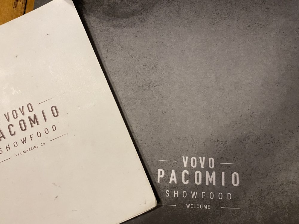 Vovo Pacomio