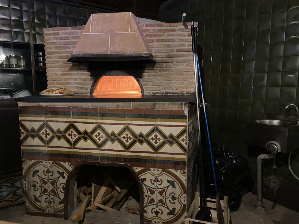 Vovo Pacomio - forno