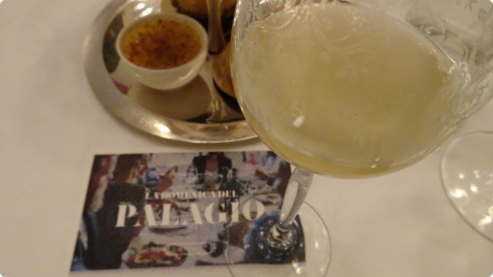 domenica palagio pranzo four seasons firenze limoncello don alfonso