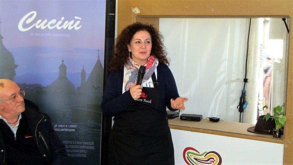 Masseria Del Sesto – Anna Zeppetella all'ultima edizione di Leguminosa