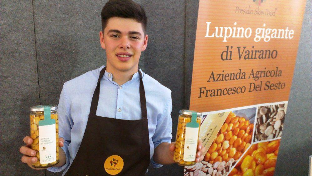 Masseria Del Sesto – il giovane Francesco Del Sesto