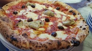 50 Kalo' - Pizza Capricciosa Campana