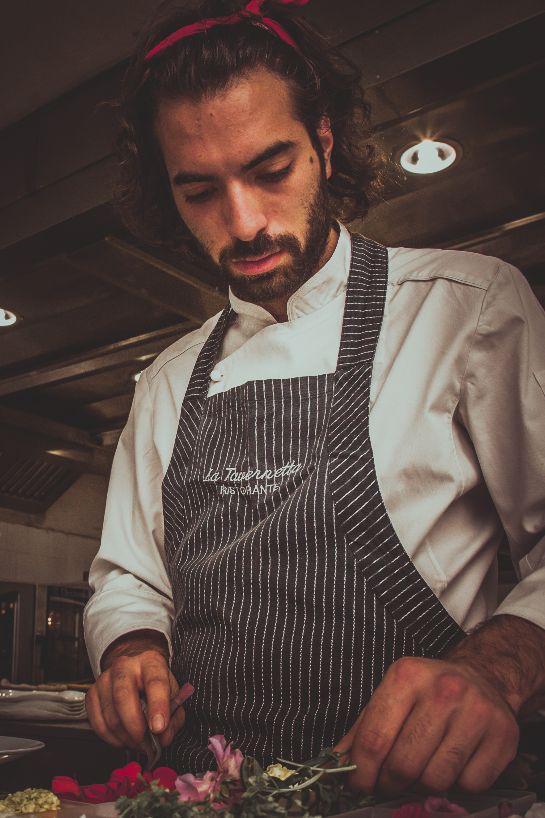 Emanuele Lecce - Migliore cuoco emergente