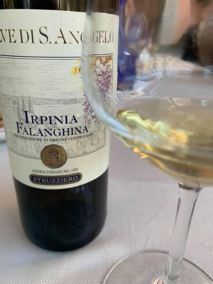 Falanghina Struzziero 2017