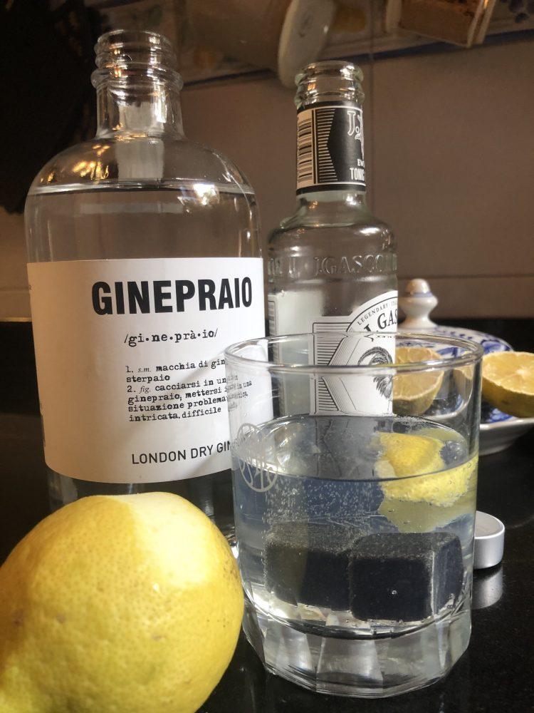 Ginepraio London Dry distillato a Barberino Val D' Elsa- Toscana
