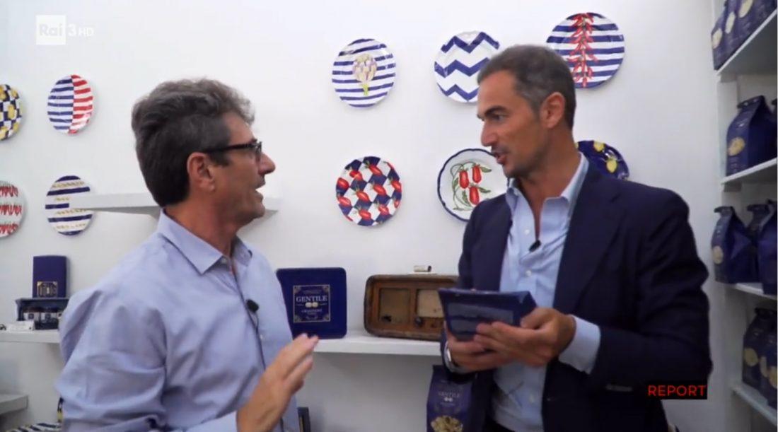 Bernardo Iovene e Alberto Zampino