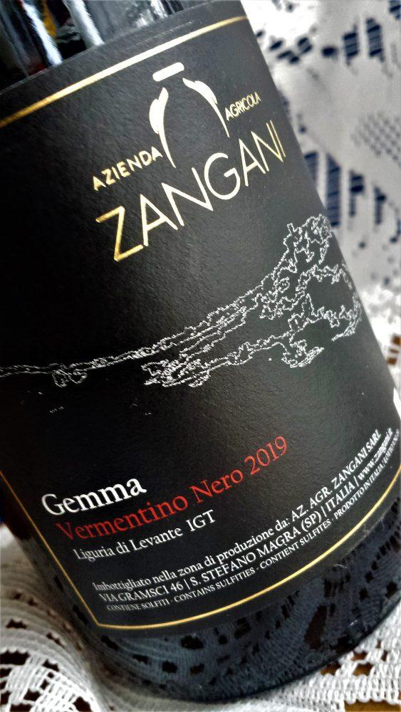 L.L. Vermentino Nero Gemma 2019, Zangani