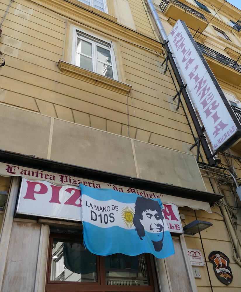 L'antica pizzeria da Micheel Diego