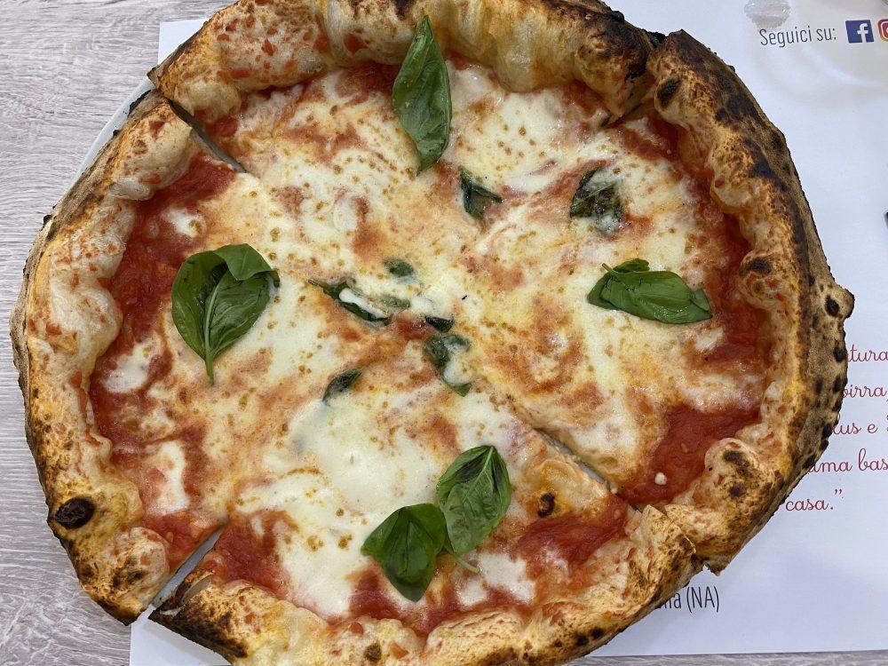 Lievito Madre - Pizza Margherita