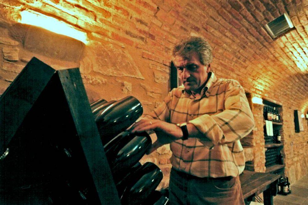 Mario Ghezzi alla pupitre