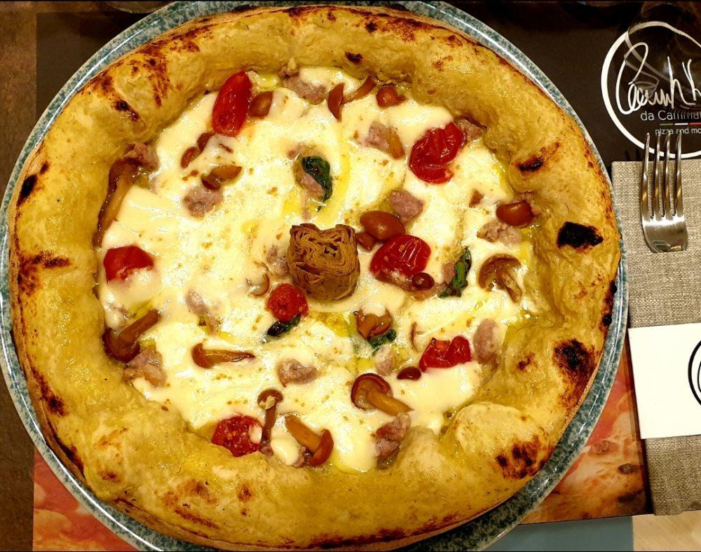 Pizzeria Cammarota - La Capricciosa Rivisitata