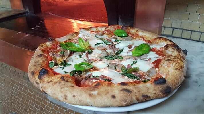 Pizzeria Capatosta - Capricciosa