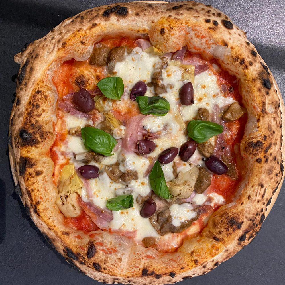 Pizzeria da Lioniello - Capricciosa