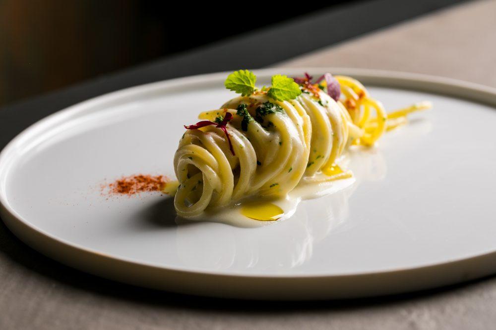 Poggio Le Volpi-Epos-Bistrot - Spaghetto aglio e olio - Alberto Blasetti / www.albertoblasetti.com
