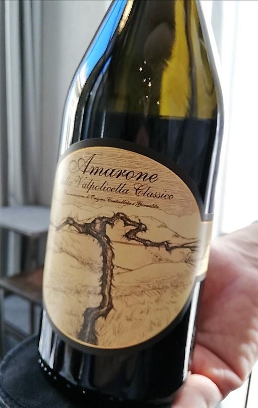Terre di Leone ed i vini di Marano - Amarone 2010
