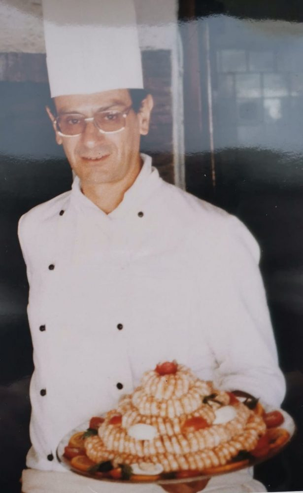 chef Mario De Luca