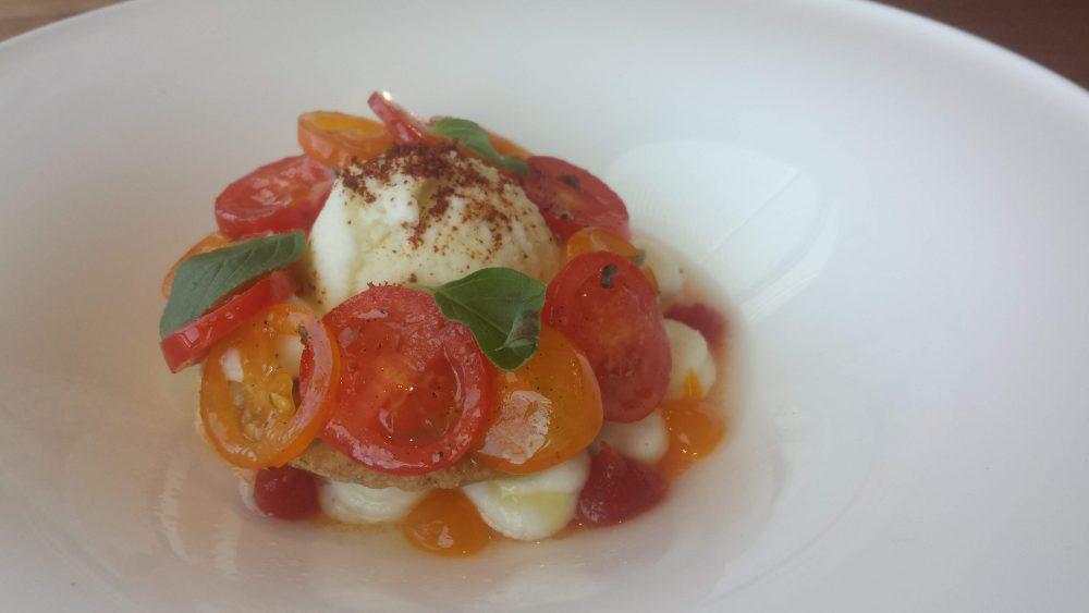 Il Marin, dessert Capri