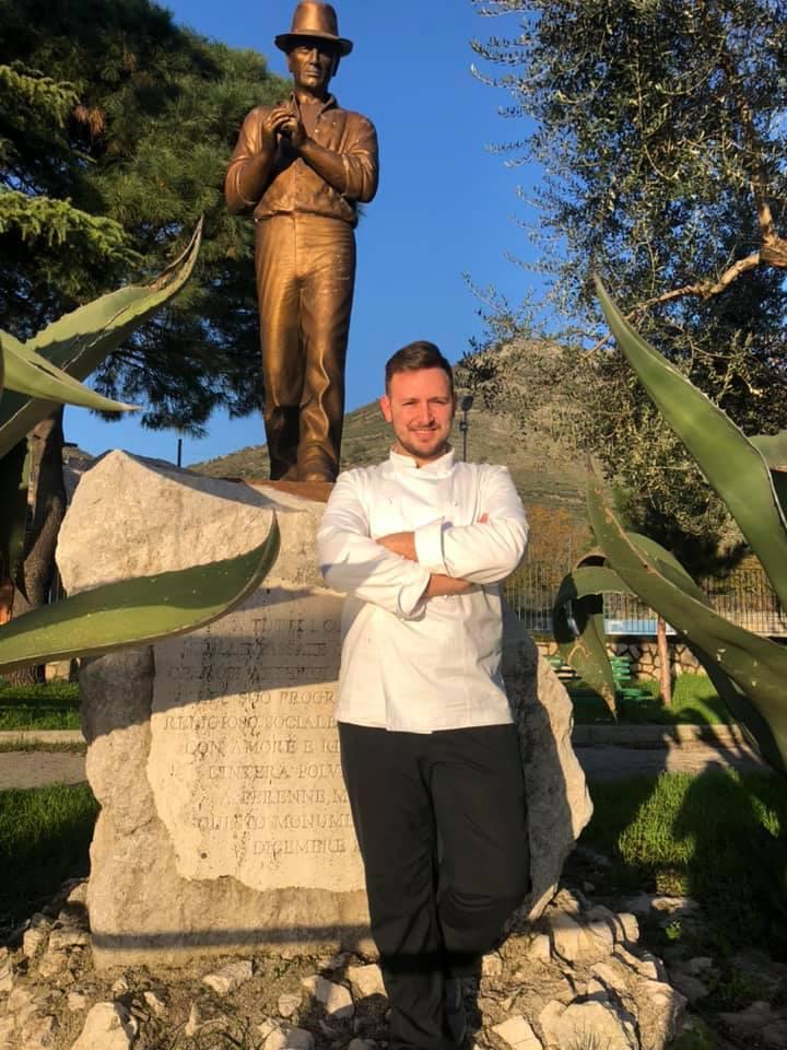 Armando Pascarella, il pastry chef