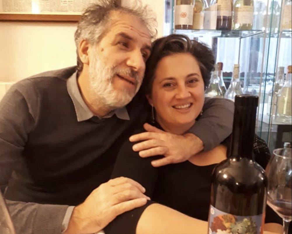 Daniela e Antonio De Gruttola di Cantina Giardino